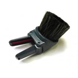 Petit combiné brosse pour meubles et tissus TM