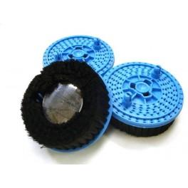 Jeu de 3 brosses bleues pour moquettes et tapis B95, B95SL