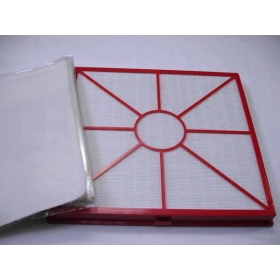 Kit AEROGUARD anti-tabac comprenant : 1 filtre Hepa, 1 filtre Carbon, 6 préfiltres