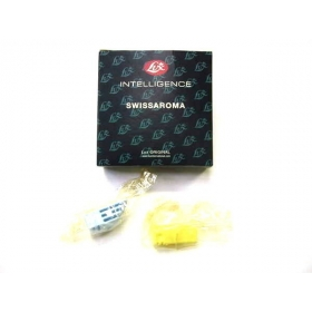 Aromathérapie : coffret de 2 x 2 essences ( marine - citron )
