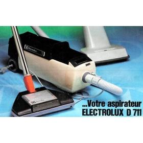 Aspirateur Lux Electrolux D711