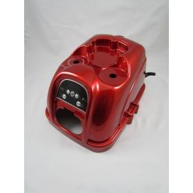 Capot / coque supérieure MAX2 rouge