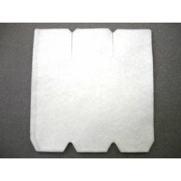 Filtre Microfiltre par 2 (non lavables) pour D728, D730, D736, D738, D740, D742