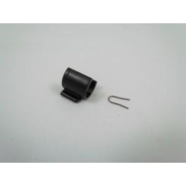 Bague clips avec ressort pour tube rigide Max 2 Tekna