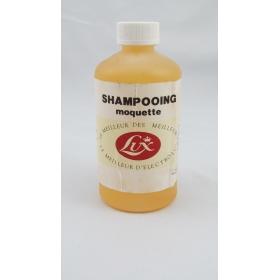 DESTOCKAGE Shampooing moquette en 1/2 litre