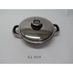 Gourmet marmite 24 cm , 2.7 litres