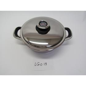 Gourmet marmite 24 cm , 4.1 litres