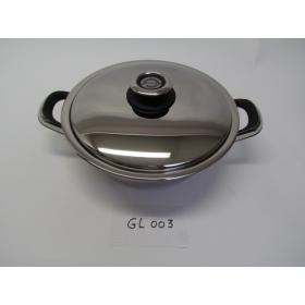 Gourmet marmite 28 cm , 5 litres