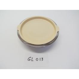 Gourmet bol multi usages 20 cm + couvercle plastique