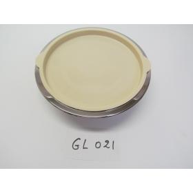 Gourmet bol multi usages 24 cm + couvercle plastique