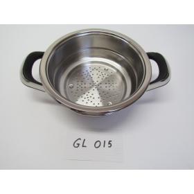 Gourmet étage vapeur 16 / 20 cm