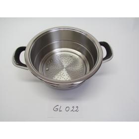 Gourmet étage vapeur 20 /24 cm
