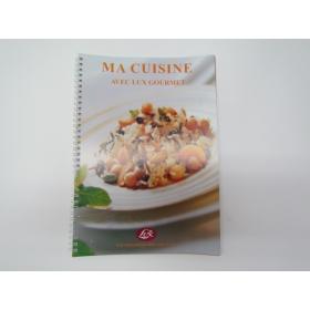 Gourmet livre de cuisine