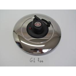 Gourmet Couvercle autocuiseur vapeur 24 cm Speedy