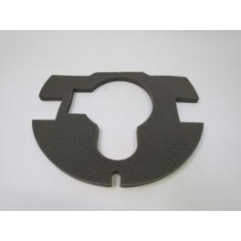 Filtre et isolant phonique carter inferieur UZ 930