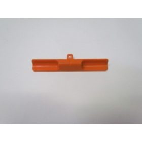 Selecteur de position orange pour brosse sol