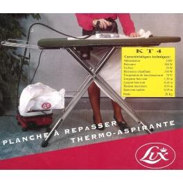 Table à repasser, Planche à repasser Lux Electrolux KT4