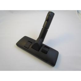 Grand combiné brosse à pédales pour sols compatible Lux 1 - Lux Intelligence