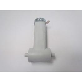 Rotule blanche pour brosseur ZE3