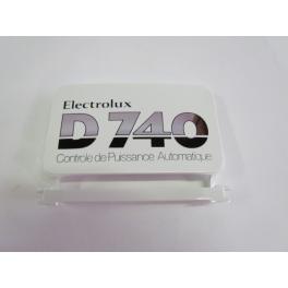 Trappe de soufflerie D740