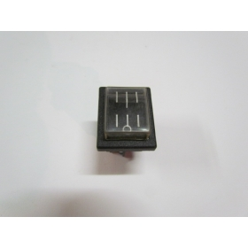 Interrupteur de commande flexible Geysvap
