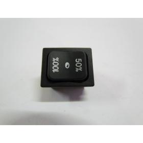 Interrupteur 0 / 50 % / 100 % pour Oko 8000