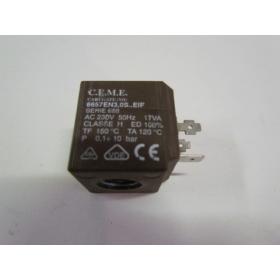 Bobine 220 volts pour electrovanne d' oko 3000 et oko 8000