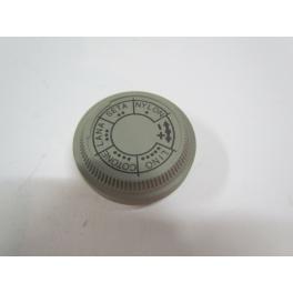 Bouton de régalge du thermostat du fer de Lucia