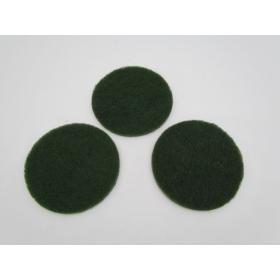 Jeu de 3 Abralux vert B4, B19, B21, B22, B24, B29, B40, B95