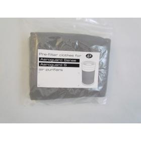 Pré-filtre gris Aéroguard Sense et S